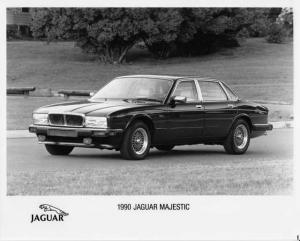 1990 Jaguar Majestic Press Photo 0048