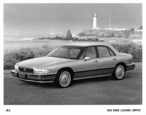 1994 Buick LeSabre Auto Press Photo 0157
