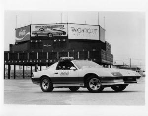 1982 Chevrolet Camaro Z-28 Indy 500 Official Pace Car Press Photo & Release 0065