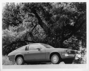 1979 Chevrolet Monza Press Photo and Release 0420