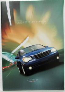 2009 Chrysler Sebring Sales Brochure