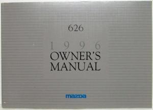 1996 Mazda Cars and Trucks Sales Brochure MPV Millenia 626 ...