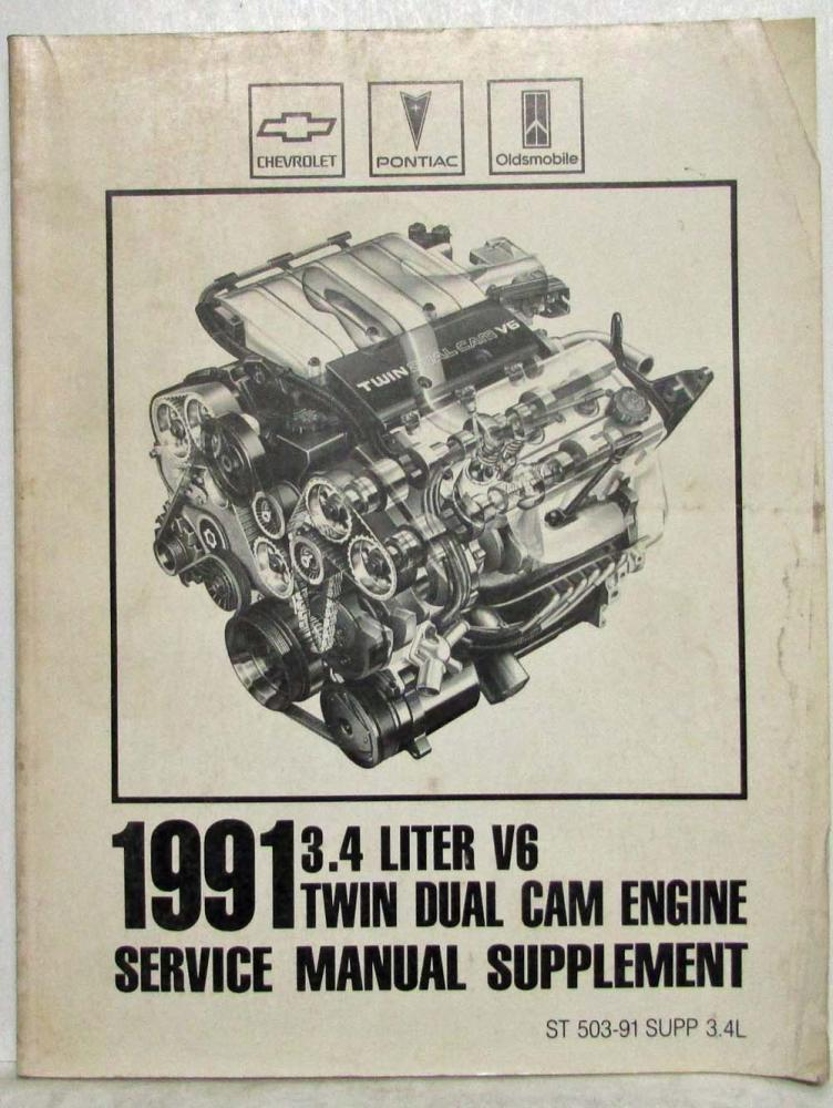 Diagram For 3 4 Liter V6 Engine Manual Guide