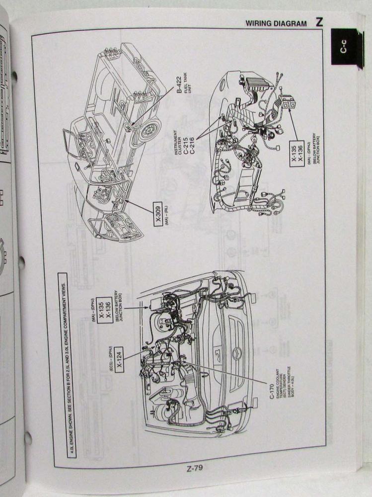 2001 Mazda B