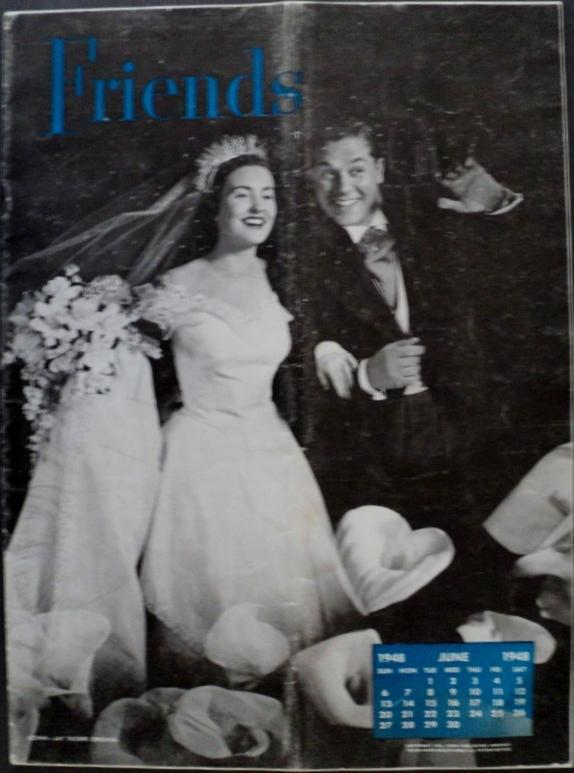 Chevrolet FRIENDS Magazine June 1948 Issue