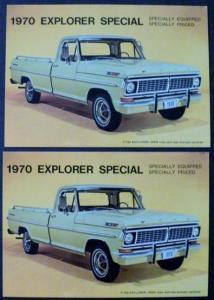 ford f100 service shop owner s manuals troxel s auto literature rh autopaper com