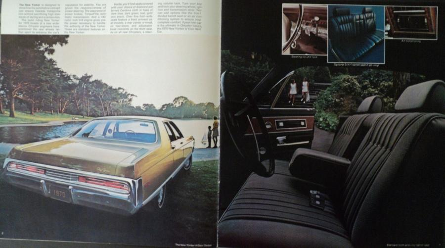X on 1981 Chrysler Town And Country