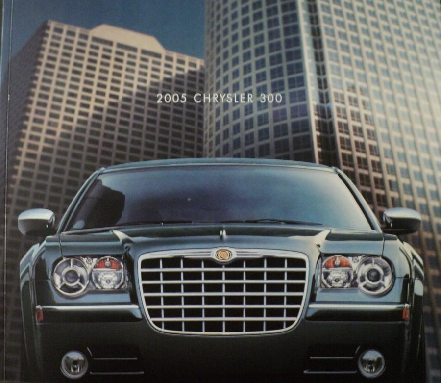 2005 Chrysler 300 Touring Limited 300C Prestige Dealer