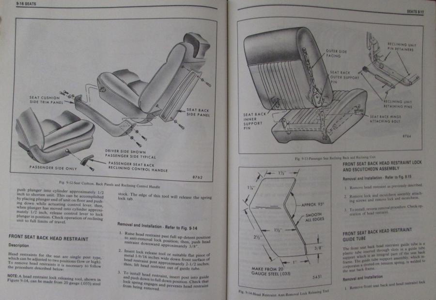 1976 cadillac seville fisher body shop service manual rh autopaper com 1990 Cadillac 1990 Cadillac