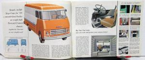 1959 Chevrolet Truck Step Van and Forward Control Chassis Sales Brochure Orig