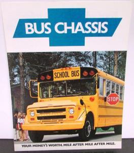 Chevrolet Dealers In Ky >> chevrolet School Bus Service, Shop & Owner's Manuals   Troxel's Auto Literature
