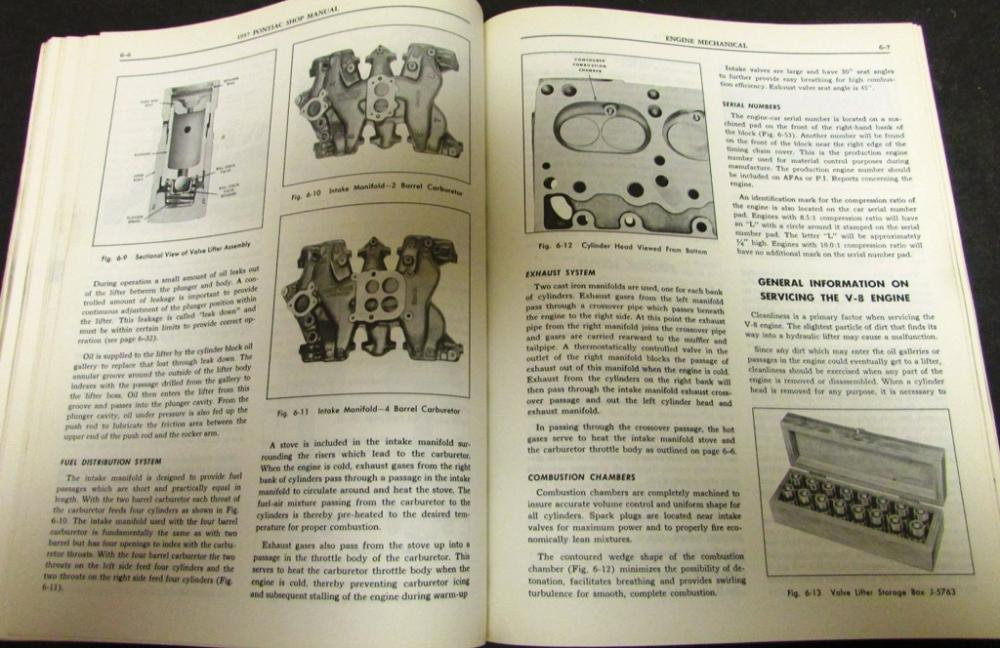 1957 pontiac service shop manual star chief super chief chieftain repair rh autopaper com 1959 Pontiac 1960 Pontiac