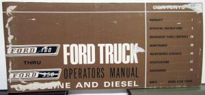 ford f100 service shop owner s manuals troxel s auto literature rh autopaper com 1969 Ford F-250 1966 Ford Custom Cab
