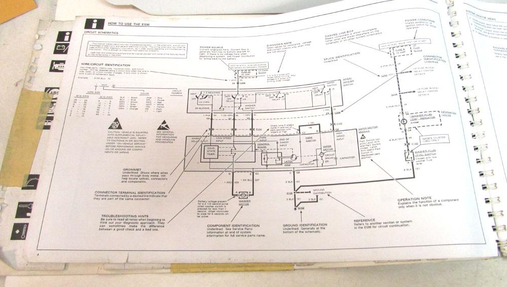 1991 buick park avenue wiring diagram 91 park avenue wiring diagram 1991 buick electrical wiring diagram service manual park ... #2