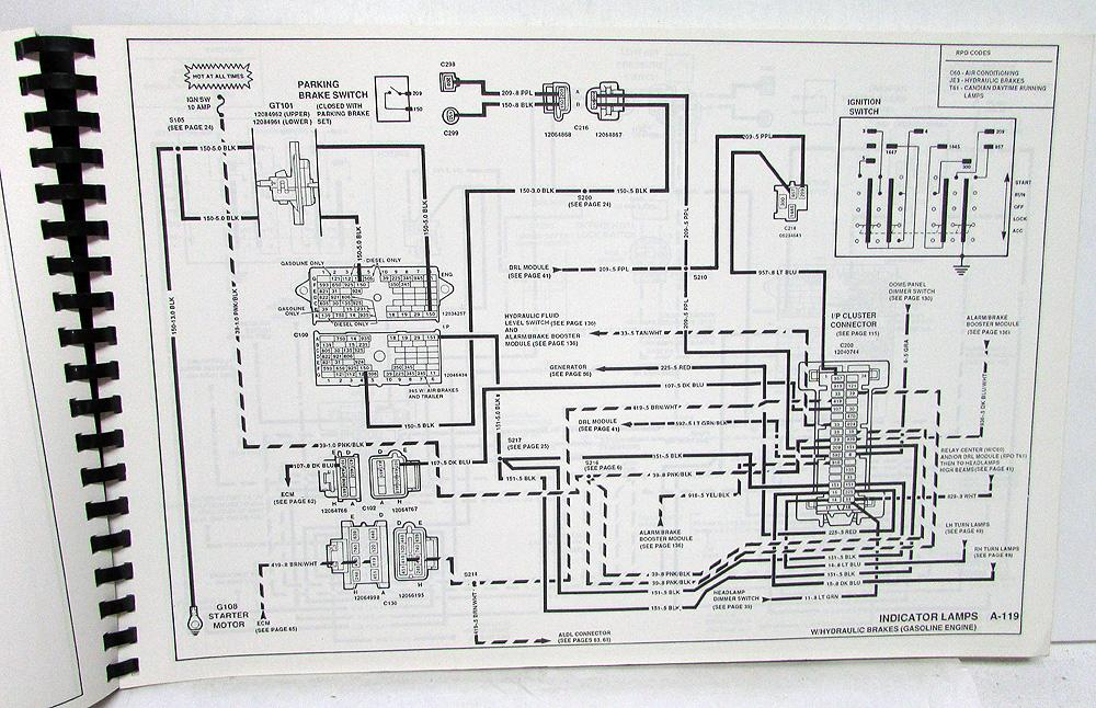 1991 Kodiak Wiring Diagram - Trusted Wiring Diagrams