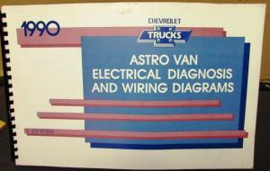 1990 chevrolet electrical wiring diagram service manual electrical wiring diagrams 00 astro