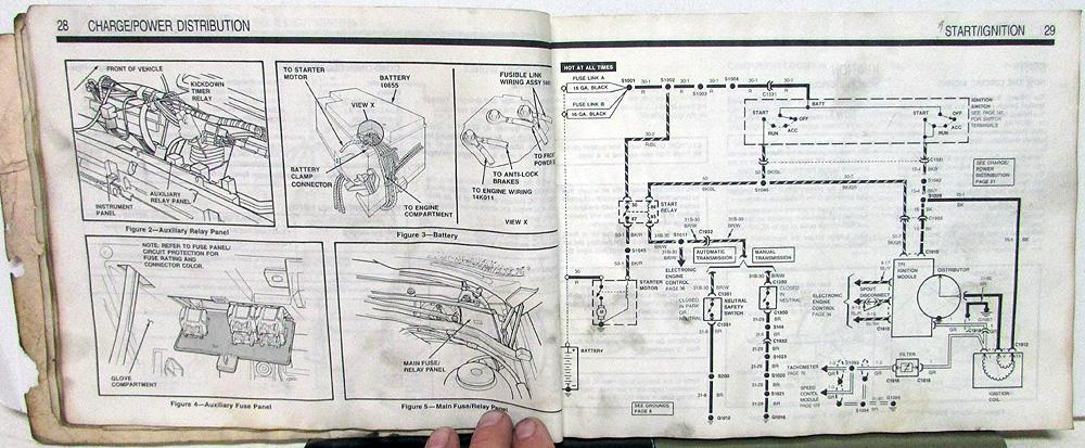 1989 ford dealer electrical \u0026 vacuum diagram service manual merkur1989 ford dealer electrical \u0026 vacuum diagram service manual merkur scorpio