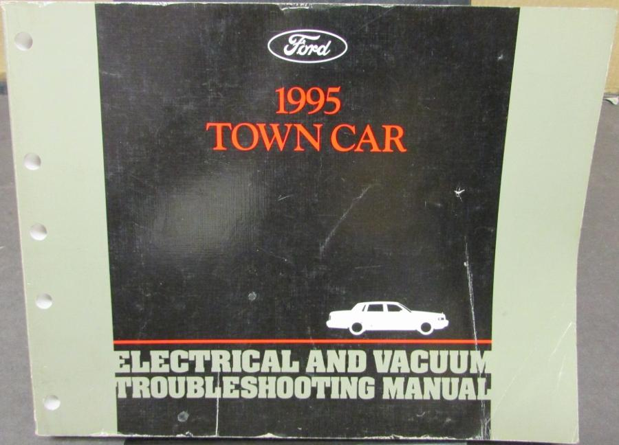 1995 lincoln town car electrical vacuum trouble shooting shop rh autopaper com 1994 Lincoln Town Car 1996 Lincoln Town Car