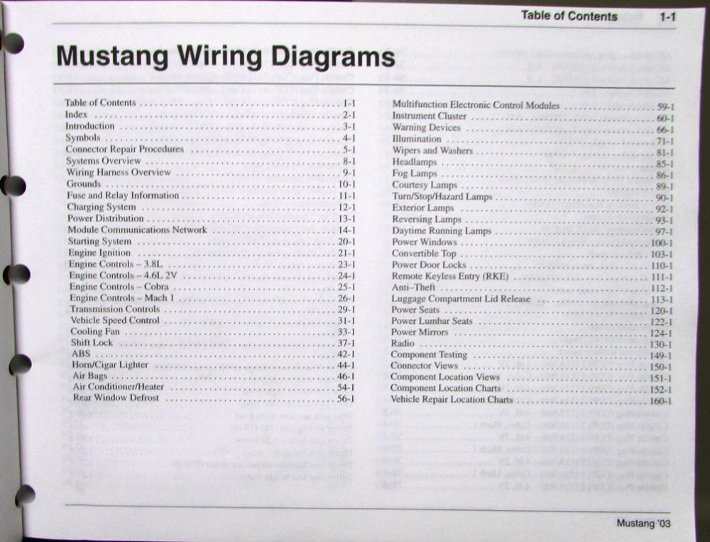 2003 Mustang 3 8l Engine Diagram