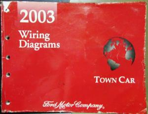 2003 lincoln dealer electrical wiring diagram service ... radio wiring diagram 2003 saturn ion