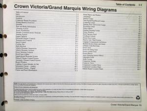 wiring diagram for 1995 mercury grand marquis wiring diagram for 2005 mercury grand marquis #1