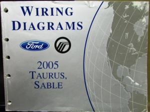 2005 ford taurus wiring diagram ford taurus wiring diagram radio 2005 ford mercury electrical wiring diagram service manual ...