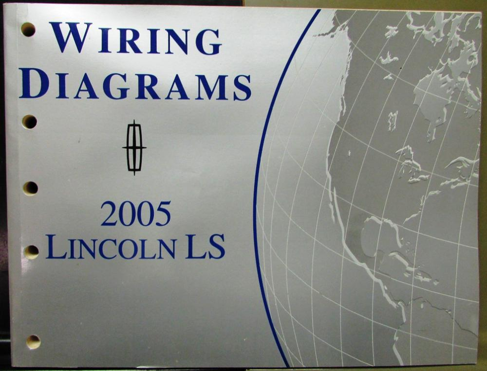 lincoln ls wiring diagram 2005 lincoln ls wiring diagram #9