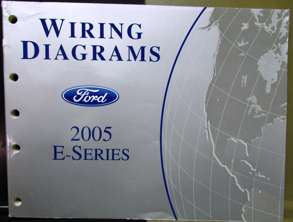 ford e series wiring diagram 2005 ford dealer electrical wiring diagram service manual ... ford e series wiring diagram