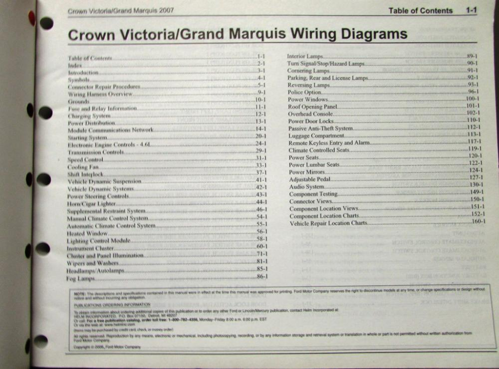 Img on Mercury Grand Marquis Wiring Diagram