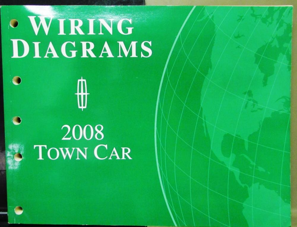 2008 lincoln town car wiring diagram 92 lincoln town car wiring diagram 2008 lincoln dealer electrical wiring diagram service ... #13