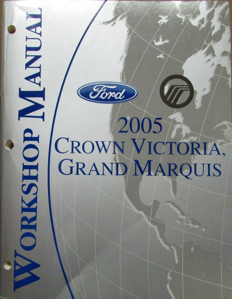 grand marquis manual