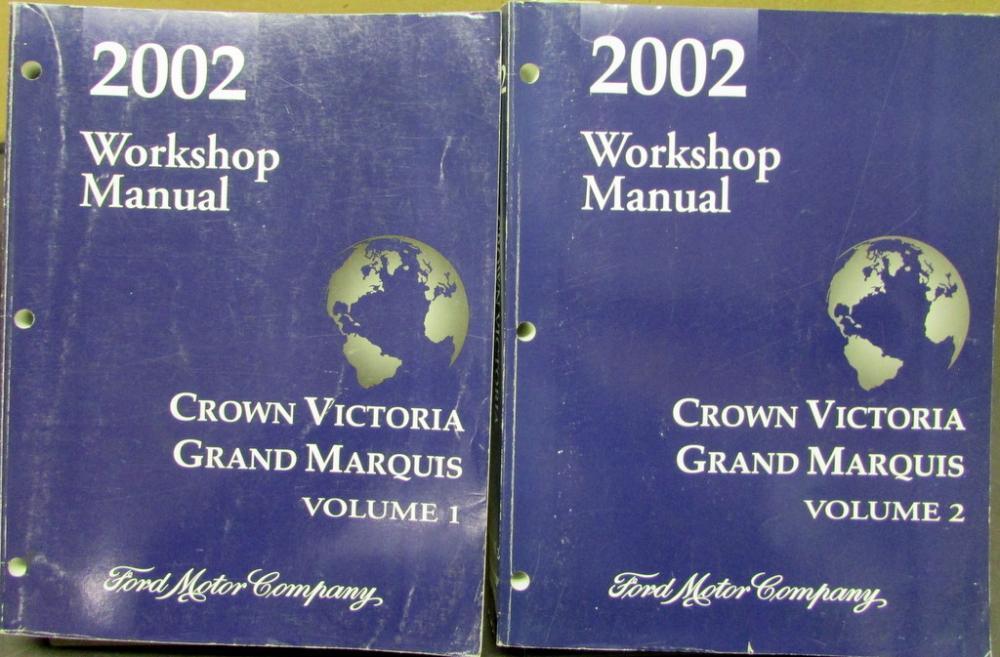 2002 ford crown victoria mercury grand marquis service shop repair rh autopaper com 2002 mercury grand marquis repair manual 2004 mercury grand marquis service manual