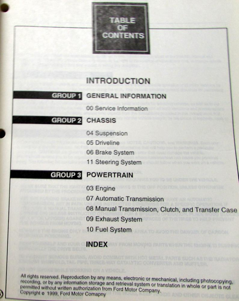 2000 lincoln continental vols 1 2 service shop repair manual original rh autopaper com 2000 Lincoln Continental Fuse Diagram Oil Filter 97 Lincoln Continental