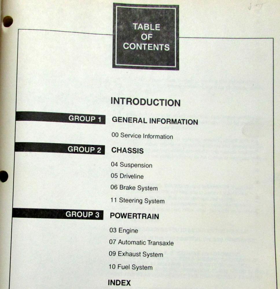Continental Engine repair Shop Manual
